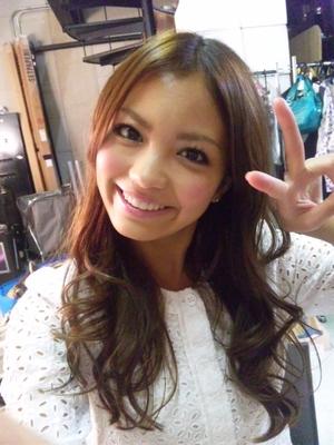 矢野未希子 髪型